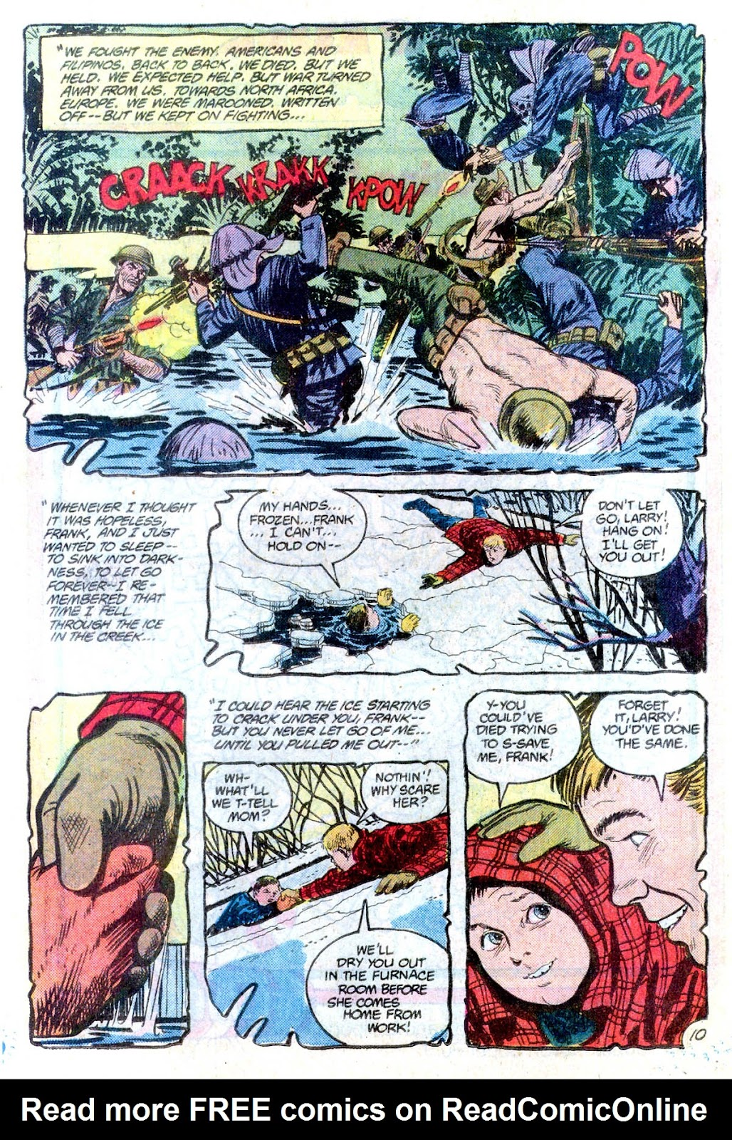 Sgt. Rock issue Annual 2 - Page 12