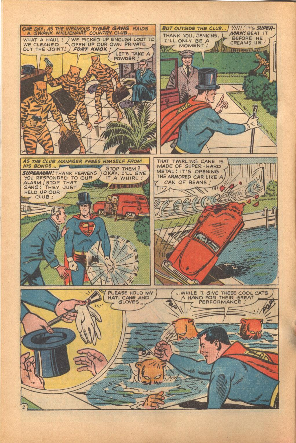 Read online Action Comics (1938) comic -  Issue #337 - 4