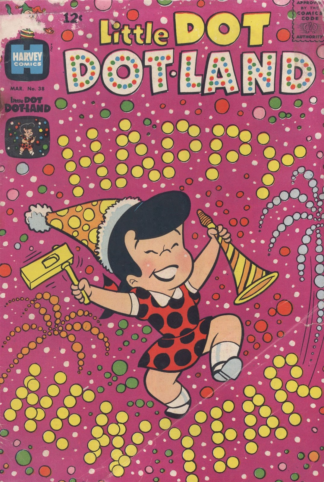 Little Dot Dotland 38 Page 1
