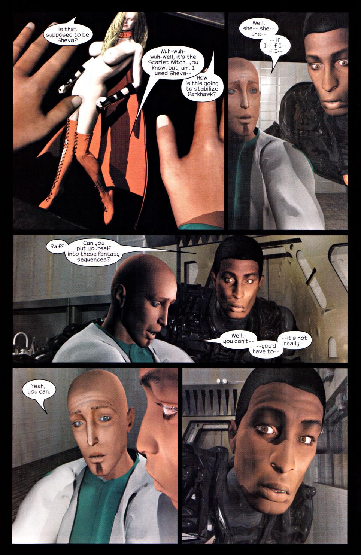 Read online U.S. War Machine 2.0 comic -  Issue #2 - 14