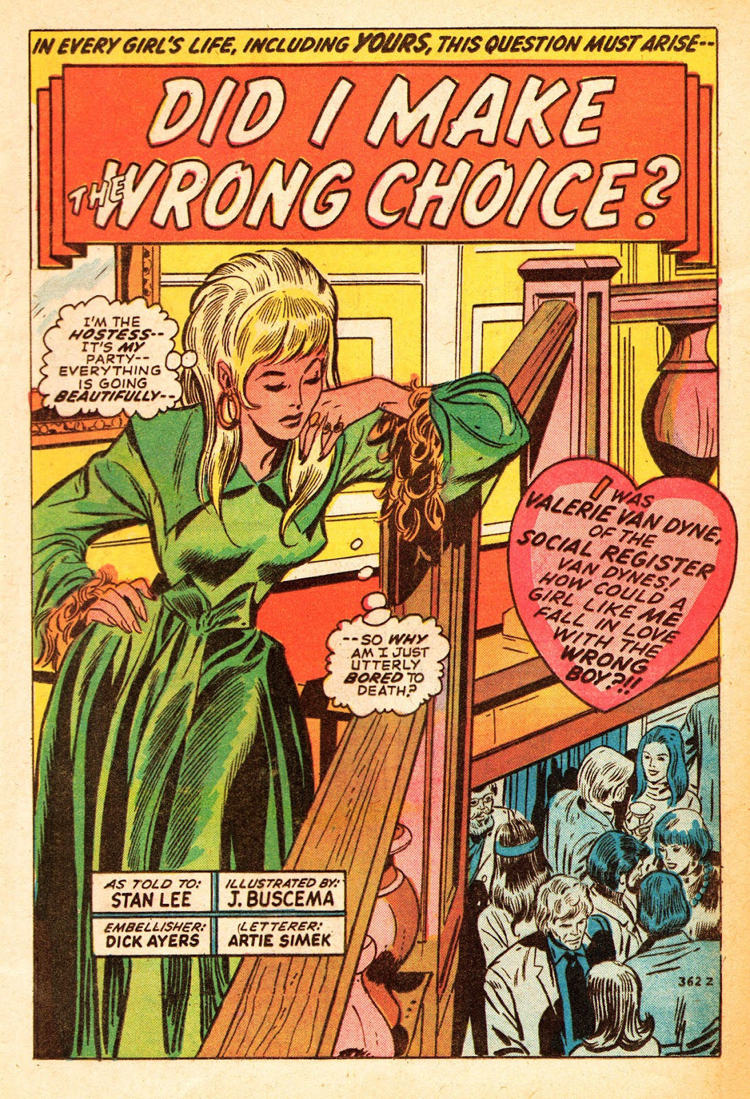 My Love (1969) issue 22 - Page 13