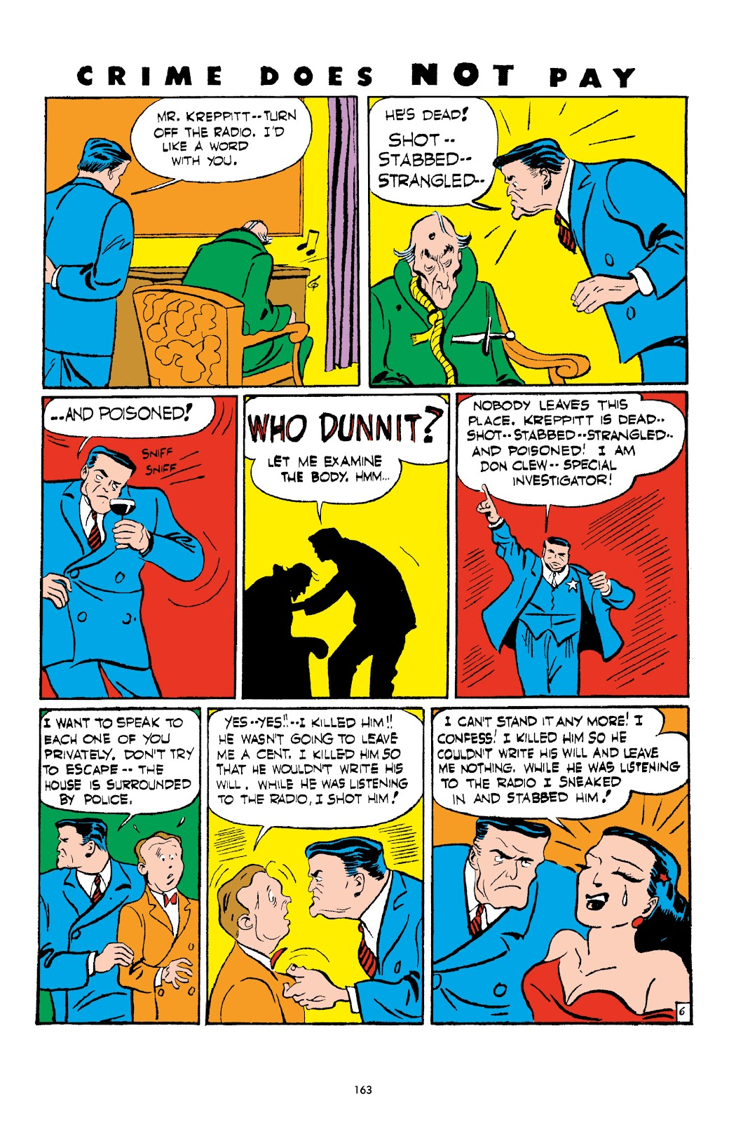Read online Crime Does Not Pay Archives comic -  Issue # TPB 4 (Part 2) - 63