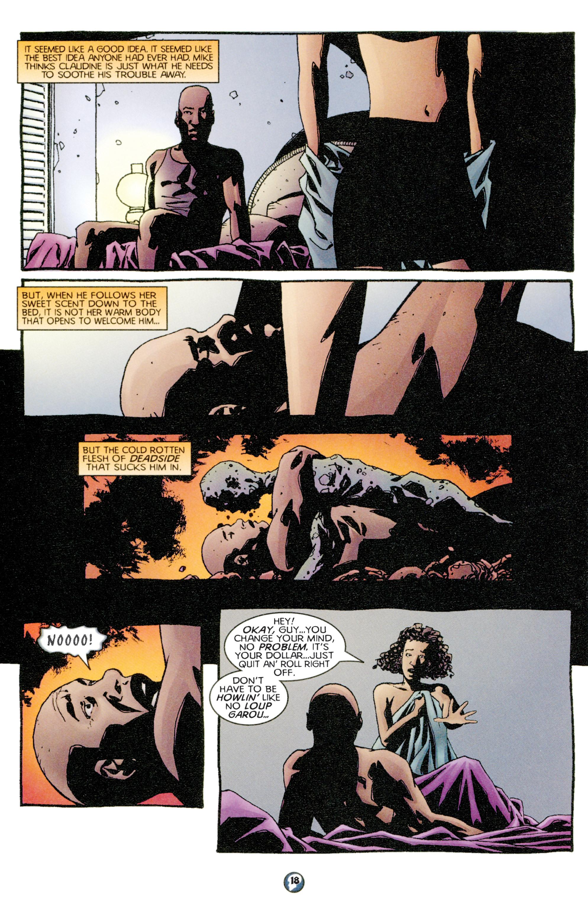 Read online Shadowman (1997) comic -  Issue #6 - 15
