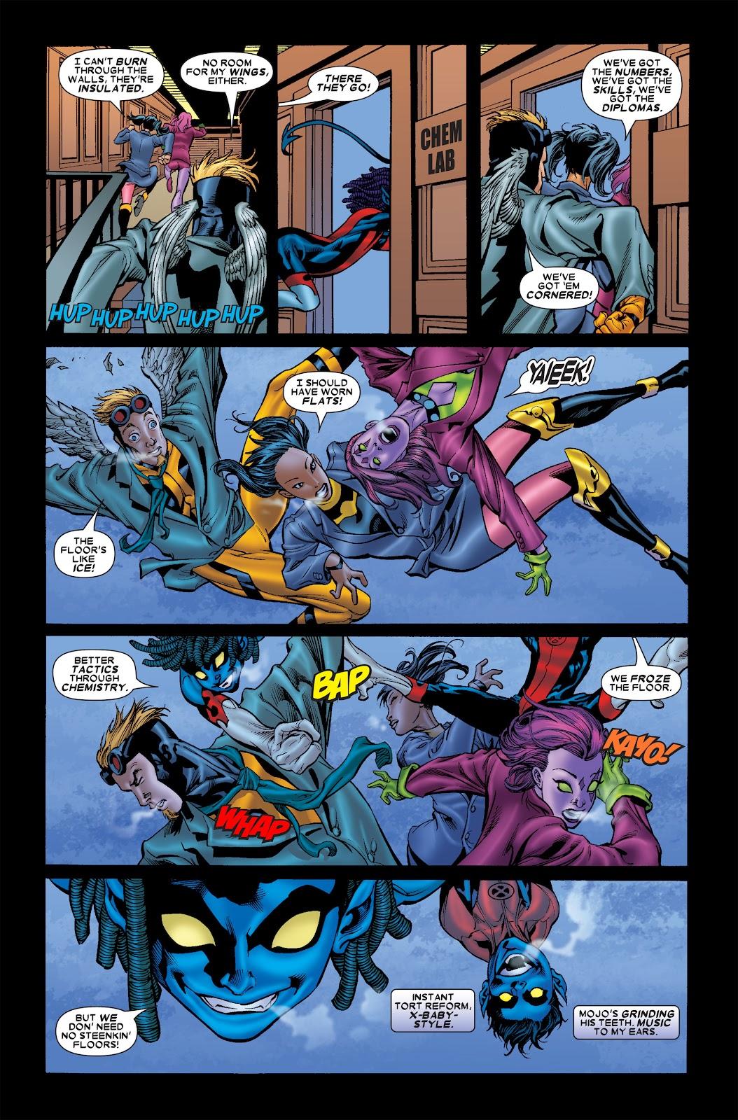 Uncanny X-Men (1963) issue 461 - Page 16