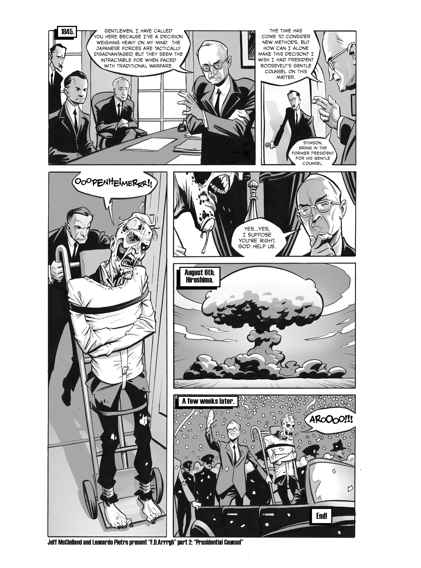 Read online FUBAR comic -  Issue #2 - 273