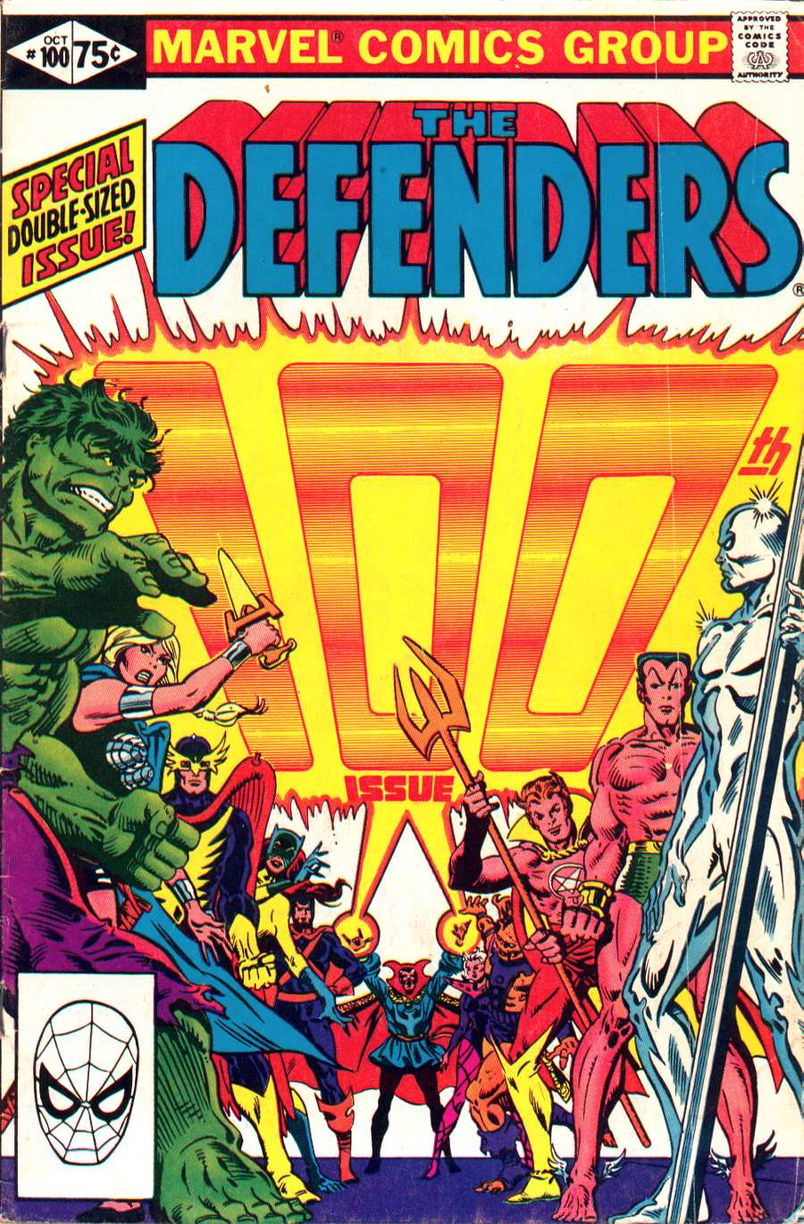 The Defenders (1972) 100 Page 1