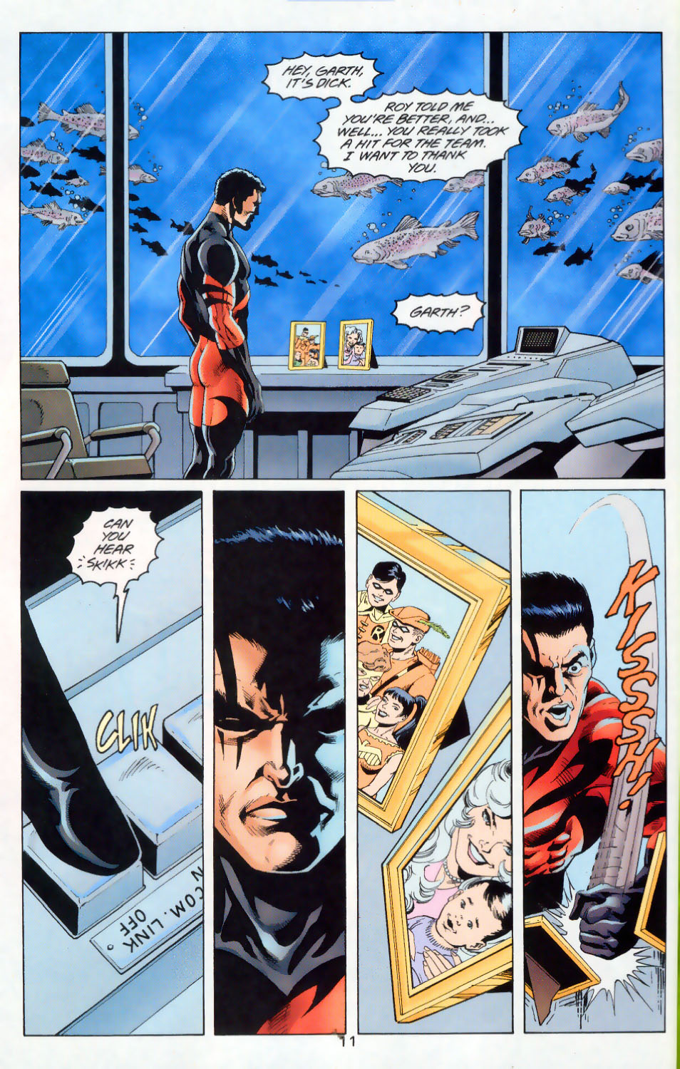 Read online The Titans (1999) comic -  Issue #45 - 12