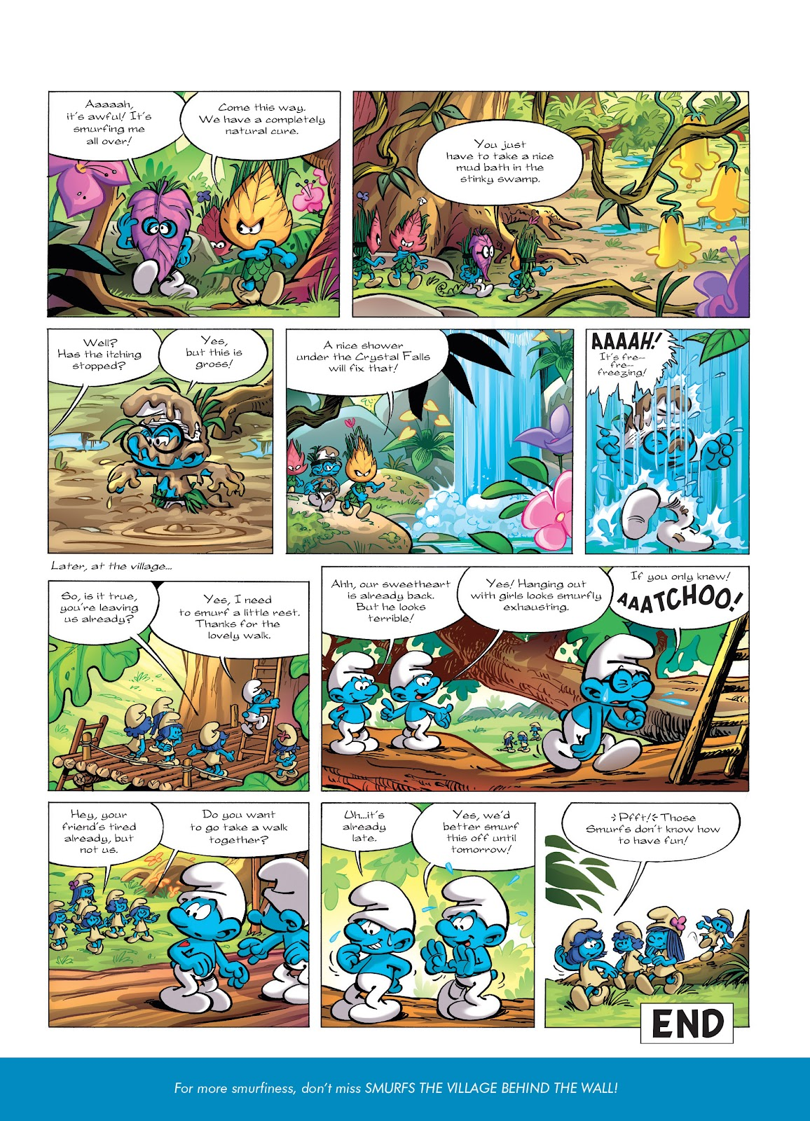 Read online The Smurfs comic -  Issue #23 - 59