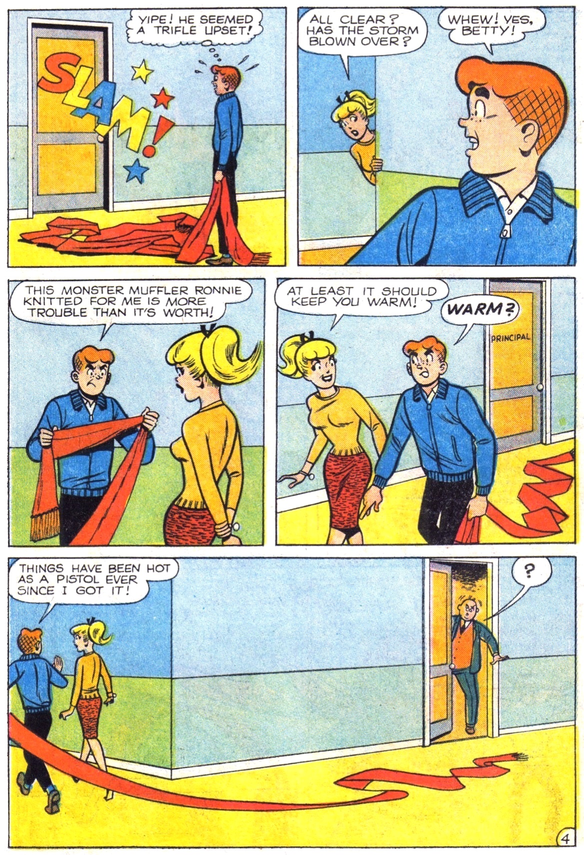 Read online Archie (1960) comic -  Issue #164 - 23