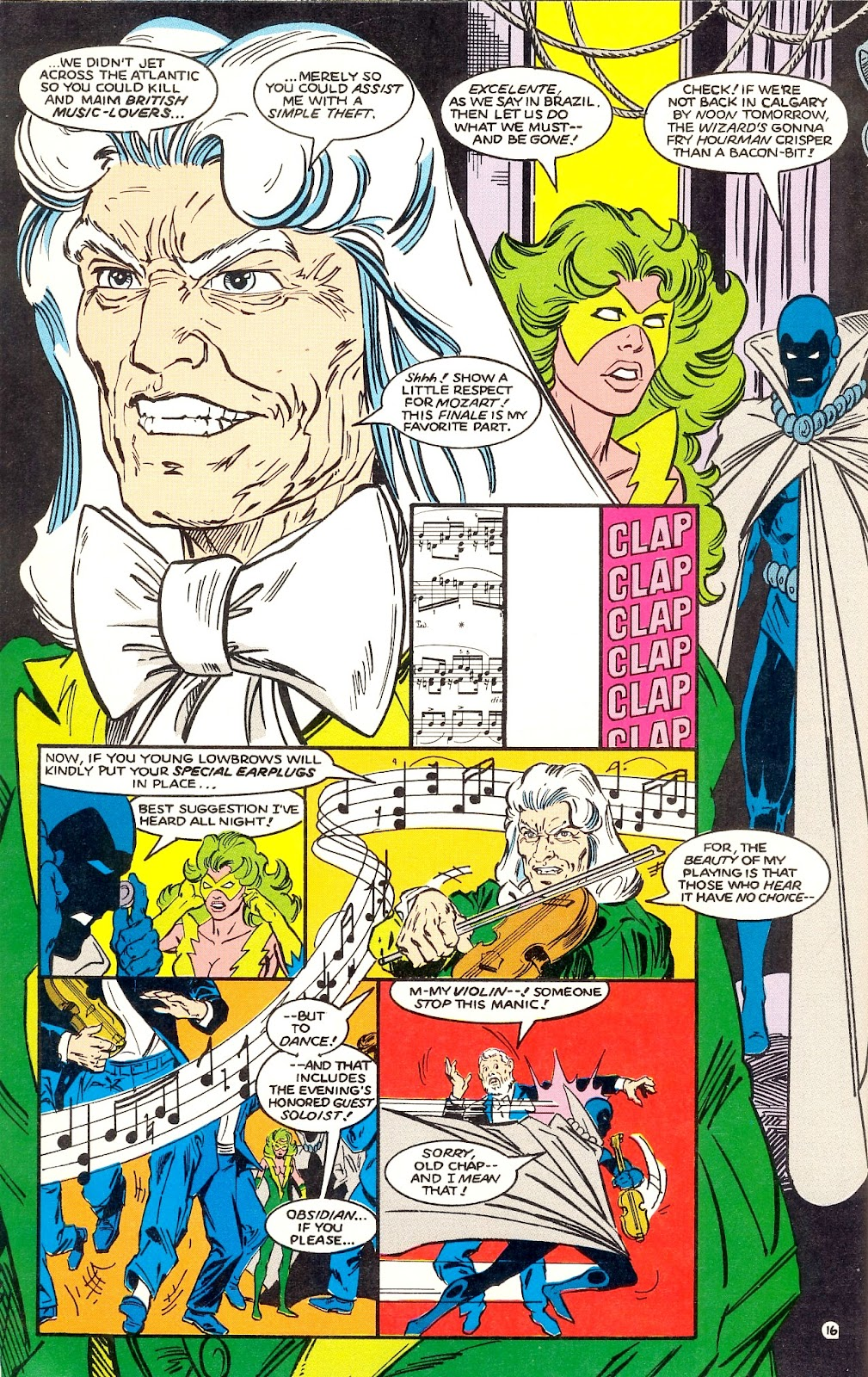 Infinity Inc. (1984) issue 35 - Page 18