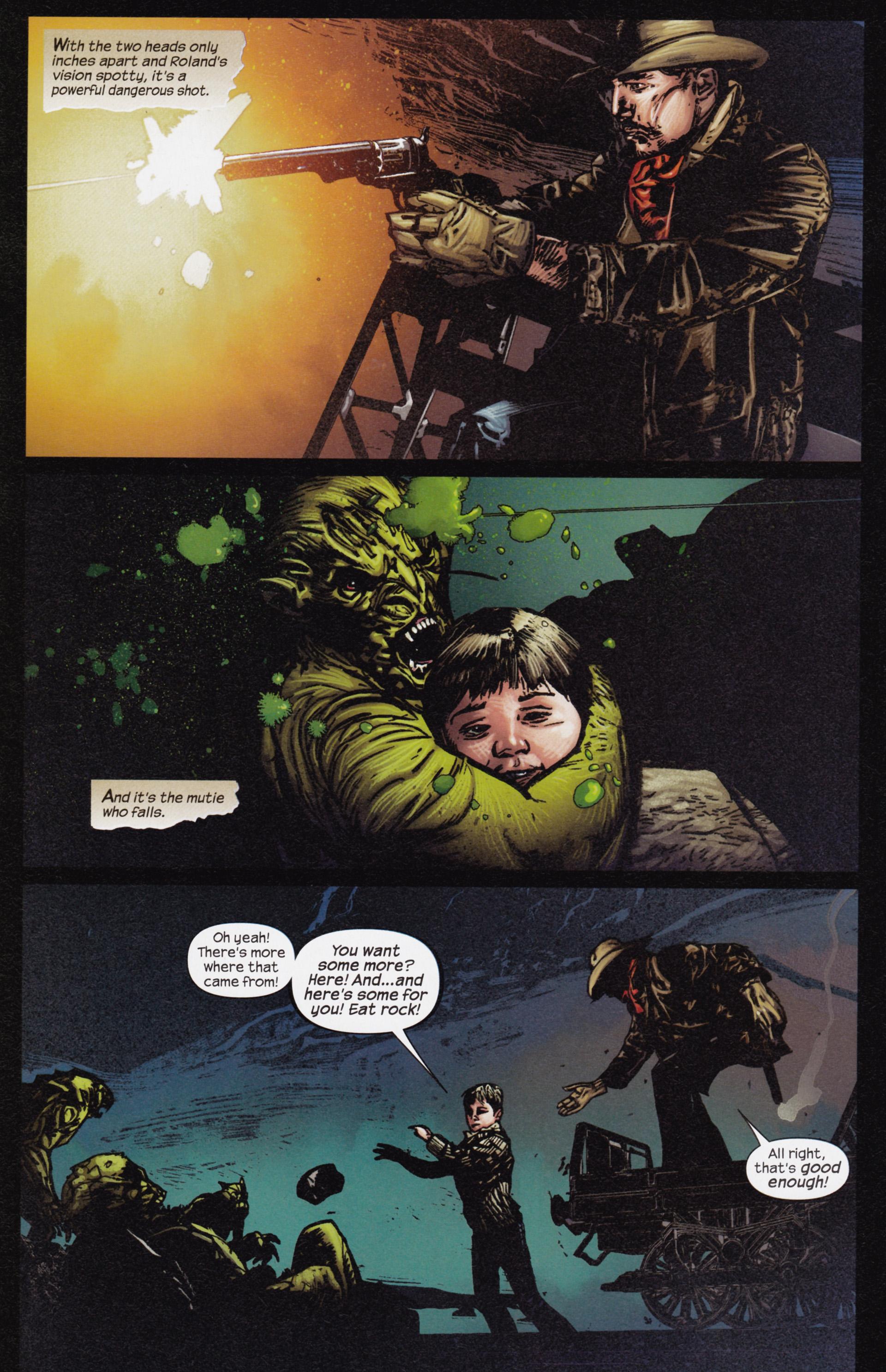 Read online Dark Tower: The Gunslinger - The Man in Black comic -  Issue #3 - 11