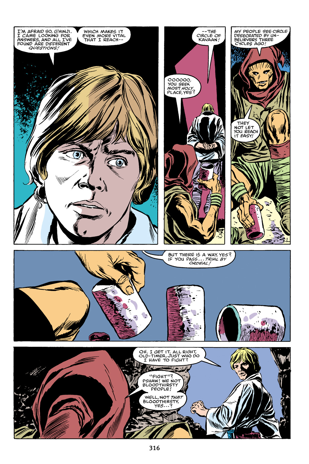 Read online Star Wars Omnibus comic -  Issue # Vol. 16 - 311