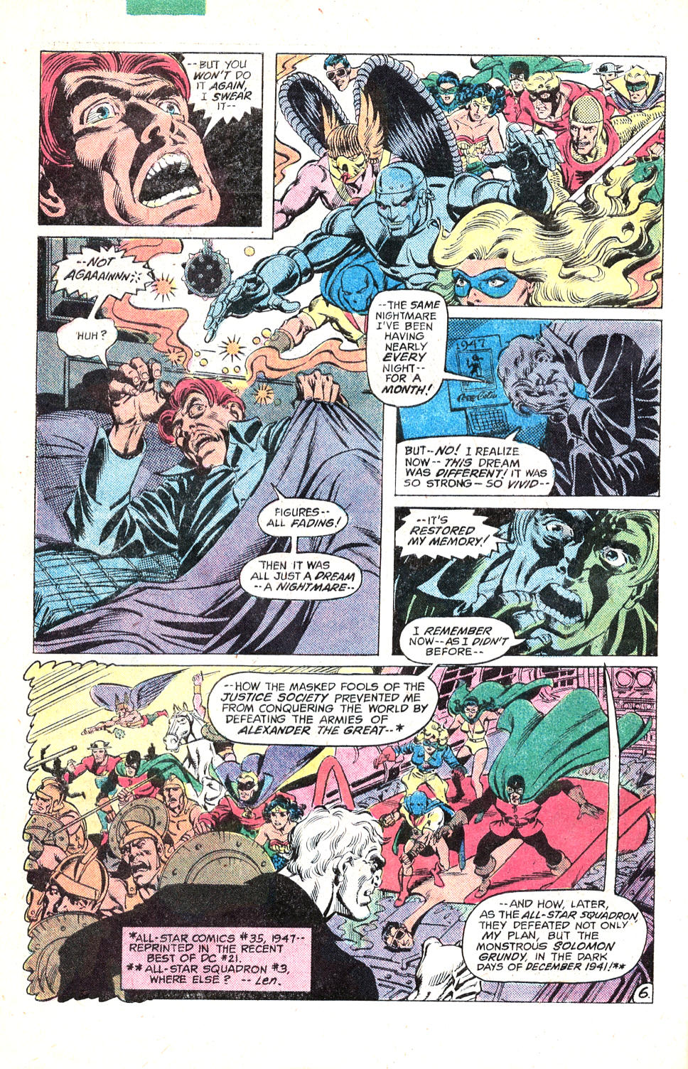 Read online All-Star Squadron comic -  Issue #14 - 9