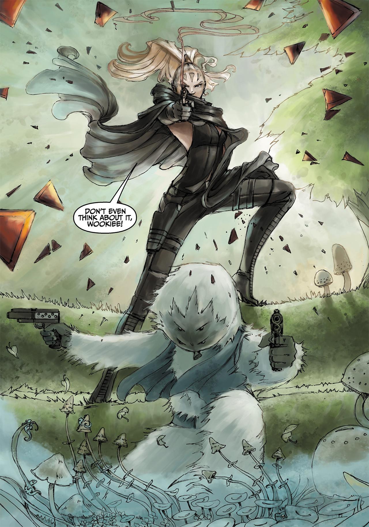 Read online Star Wars Omnibus comic -  Issue # Vol. 33 - 431
