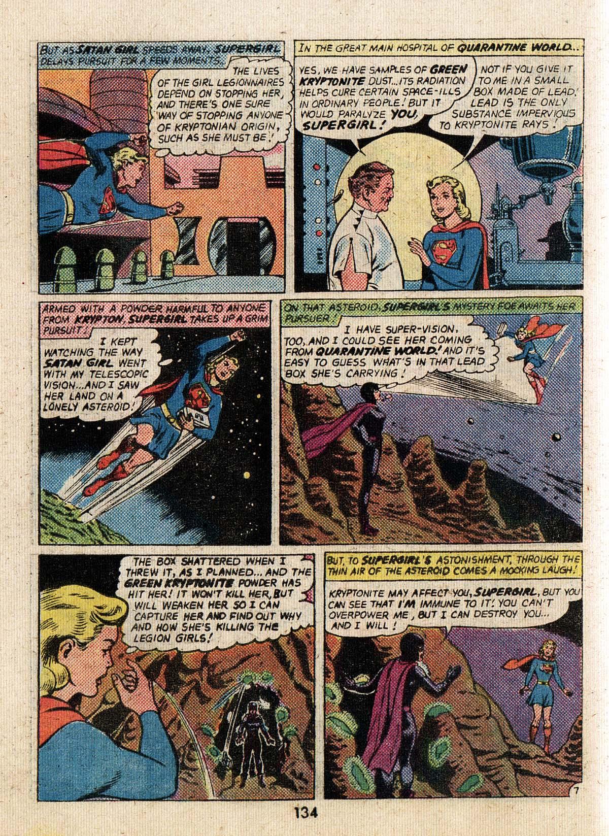 Read online Adventure Comics (1938) comic -  Issue #500 - 134