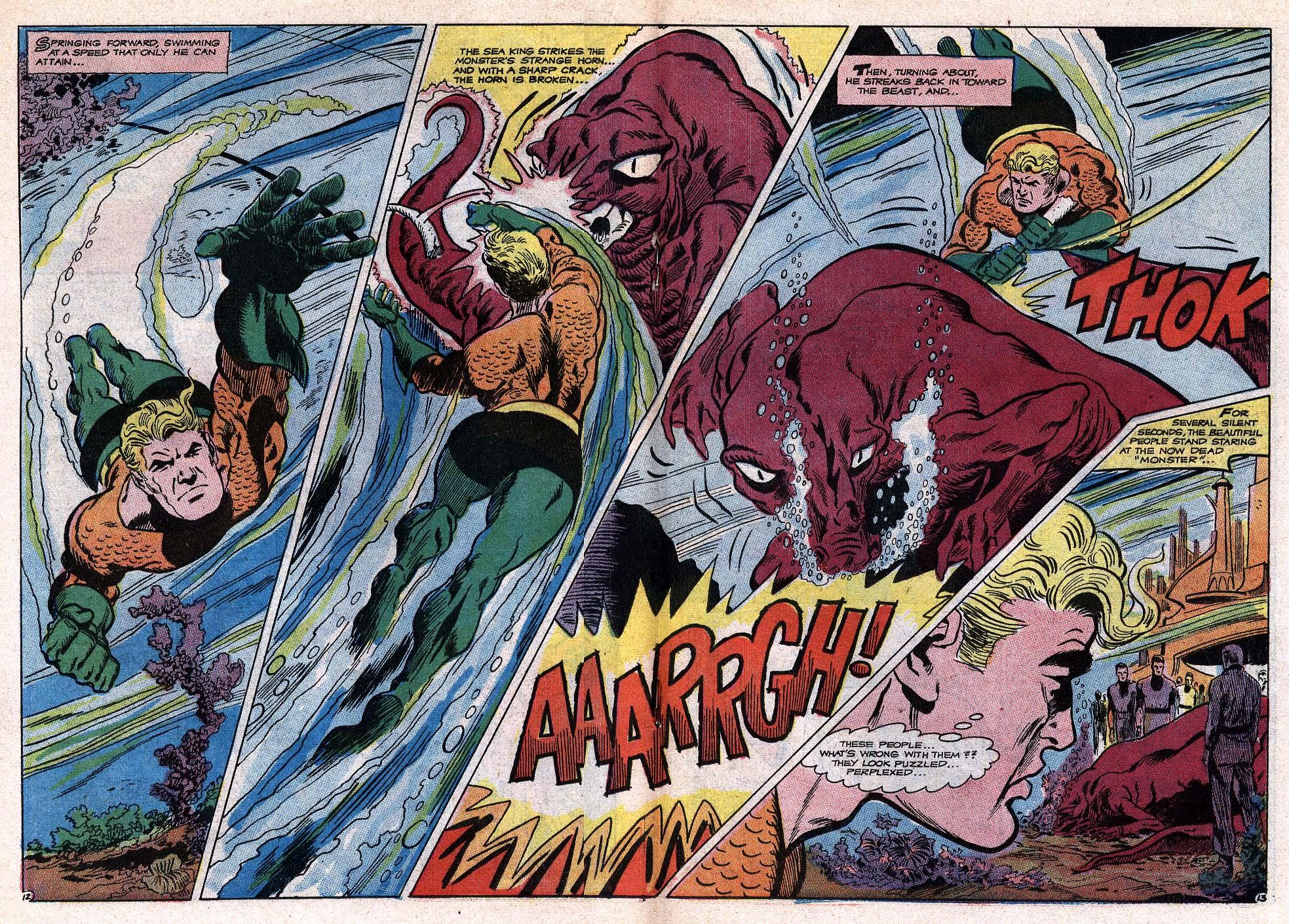 Read online Aquaman (1962) comic -  Issue #41 - 18