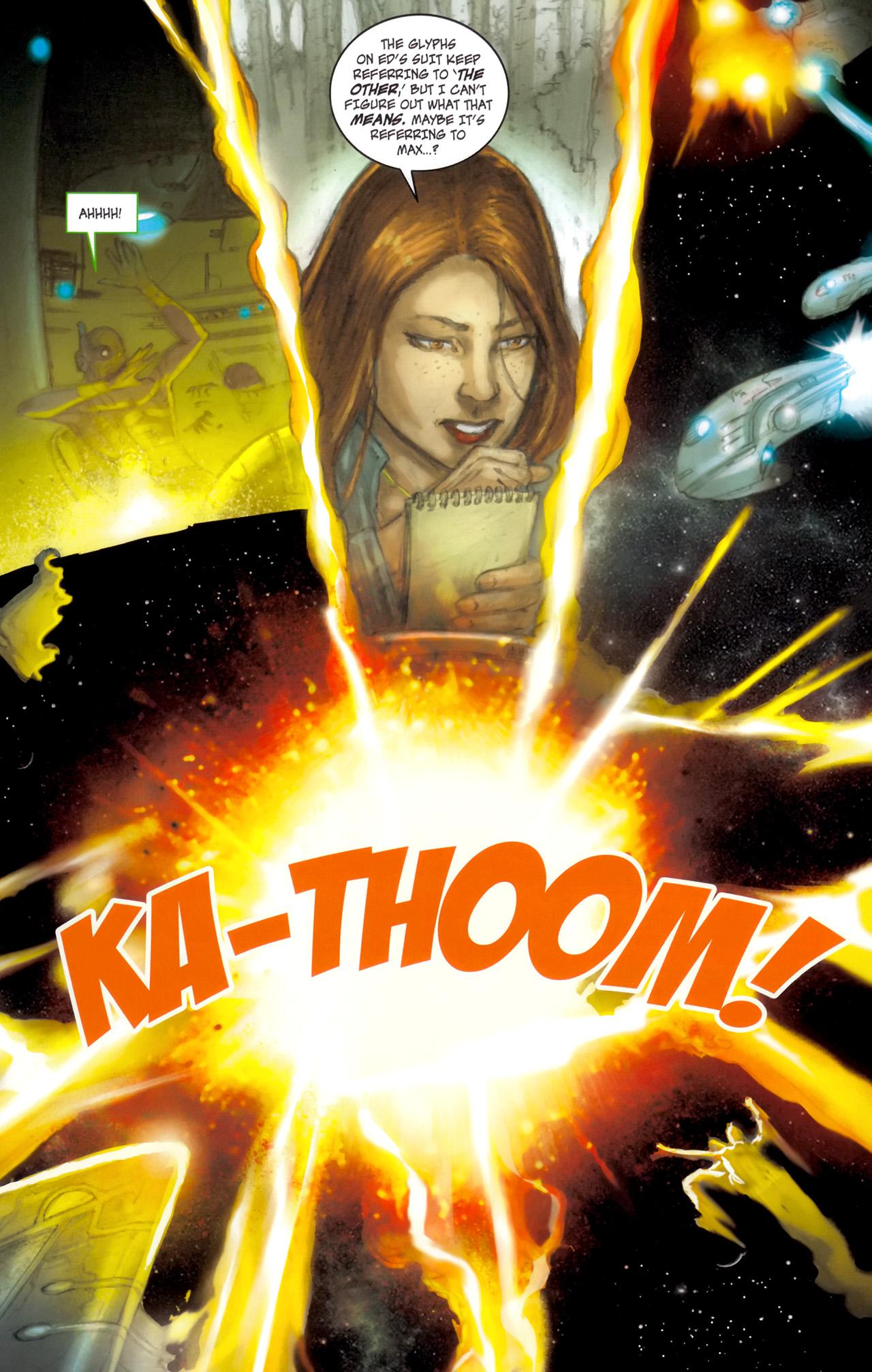Read online Phoenix comic -  Issue #5 - 15