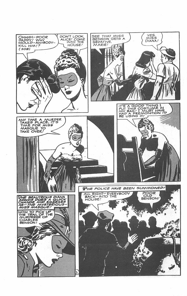 Read online Men of Mystery Comics comic -  Issue #28 - 34