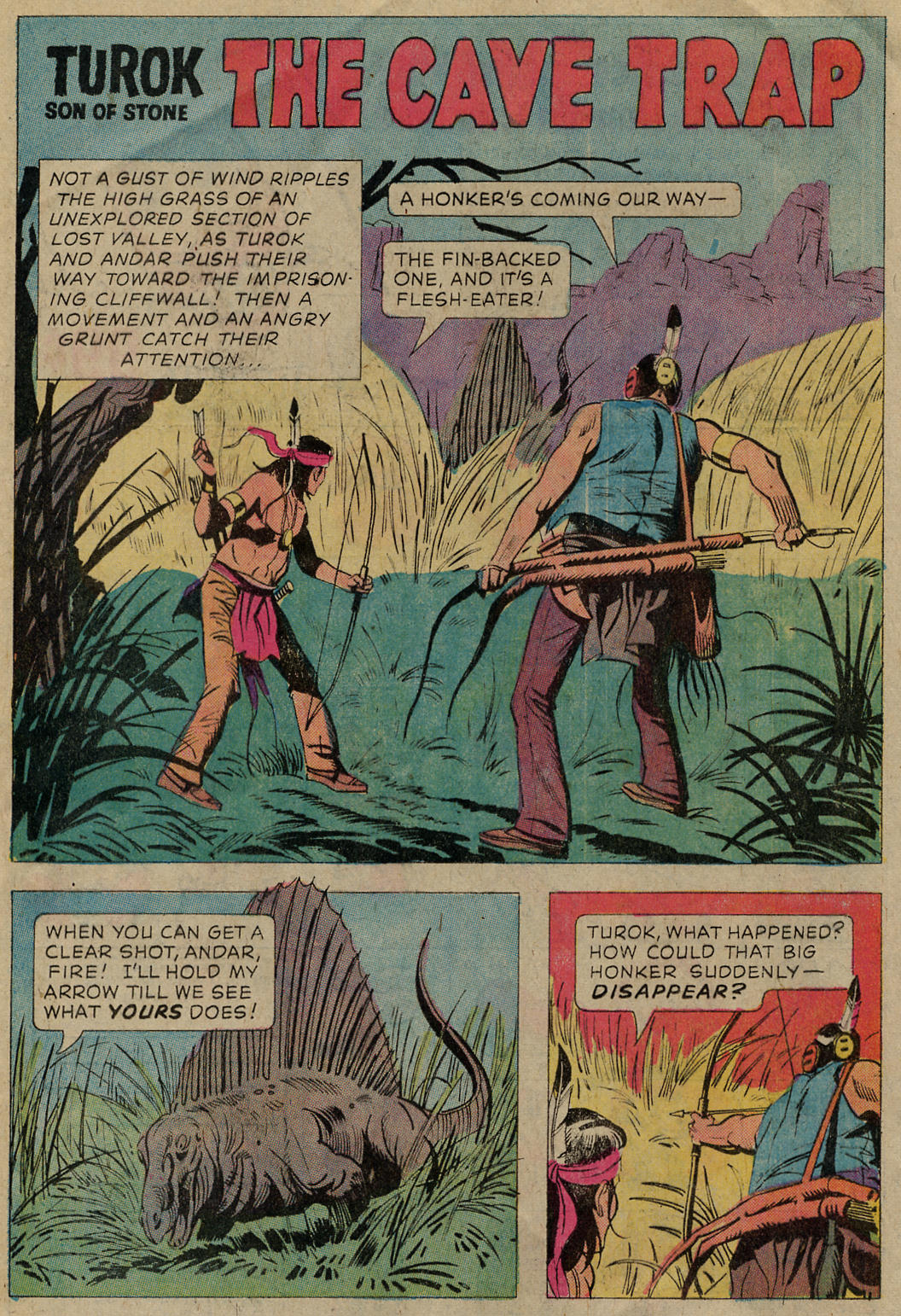 Read online Turok, Son of Stone comic -  Issue #102 - 20