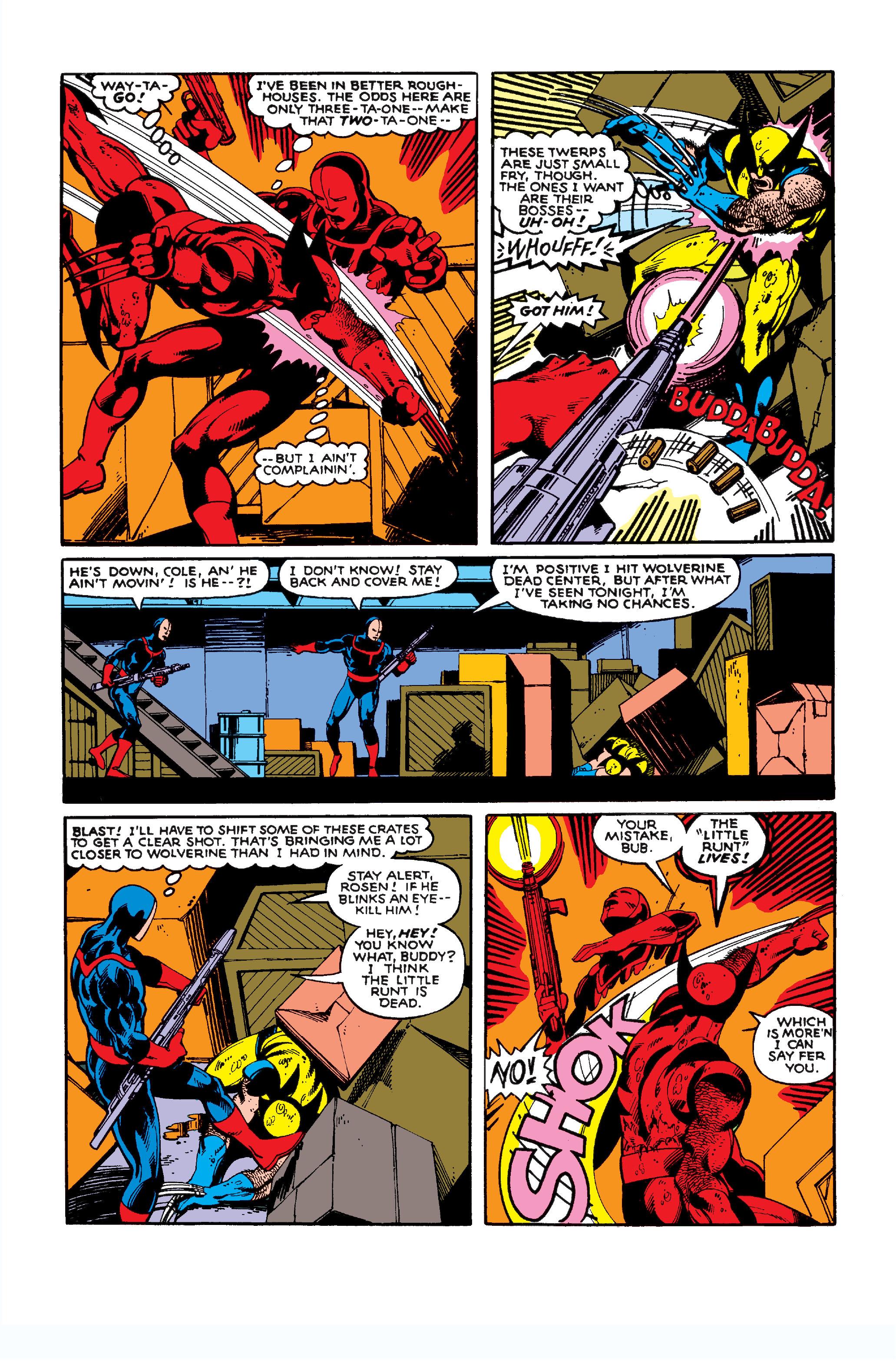 Read online Uncanny X-Men (1963) comic -  Issue #133 - 4