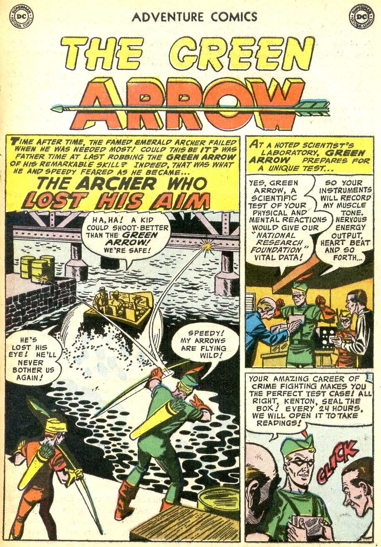 Read online Adventure Comics (1938) comic -  Issue #218 - 27