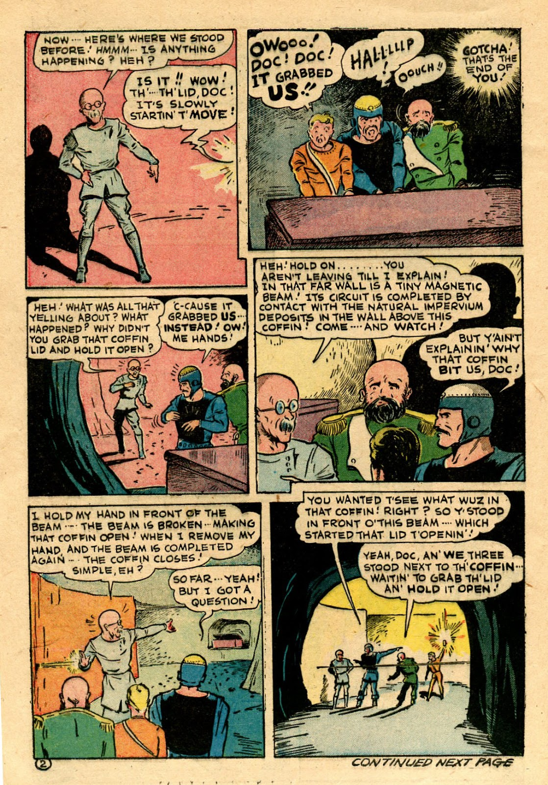 Read online Famous Funnies comic -  Issue #116 - 6