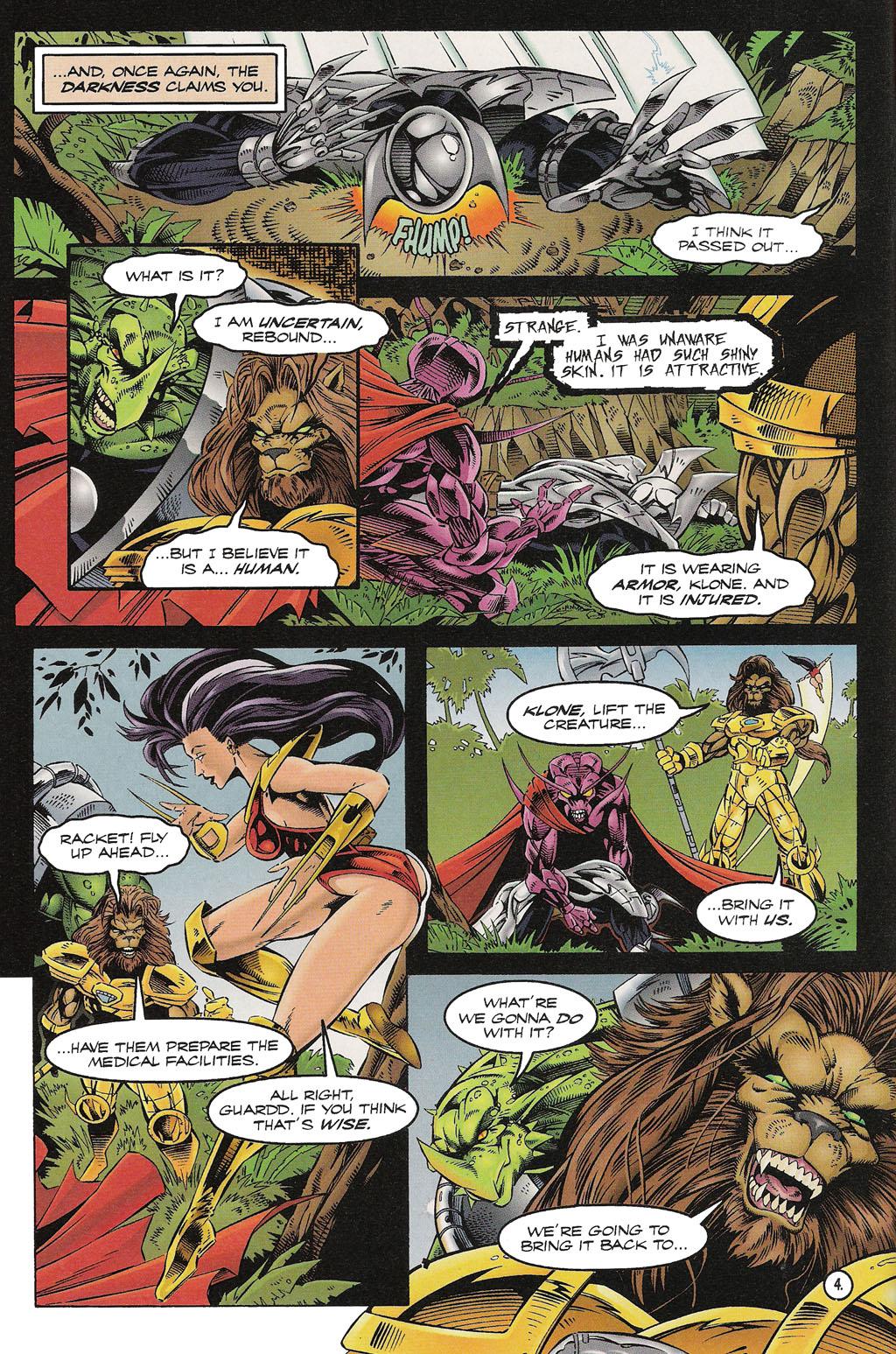 Read online ShadowHawk comic -  Issue #15 - 5