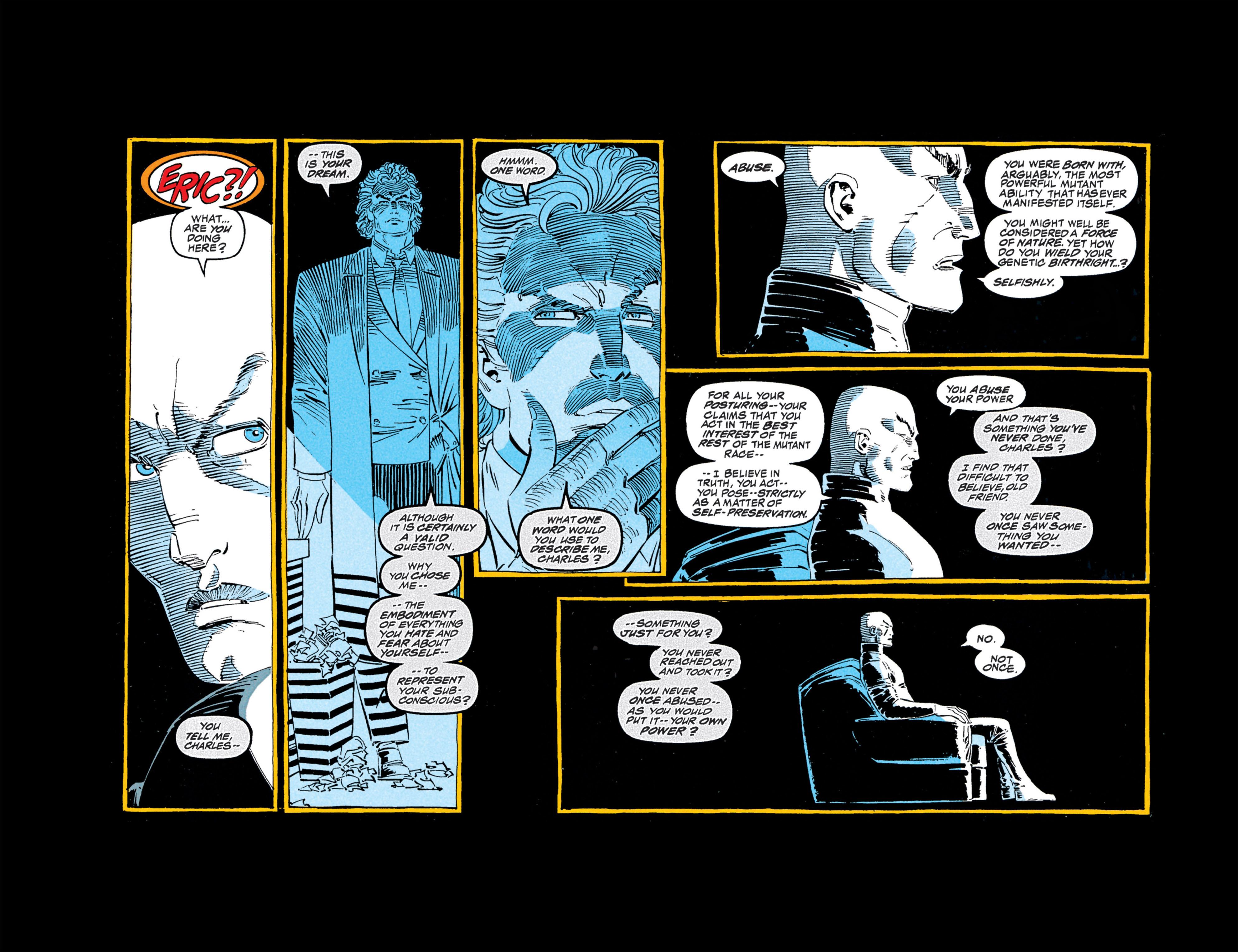 Read online Uncanny X-Men (1963) comic -  Issue #309 - 5