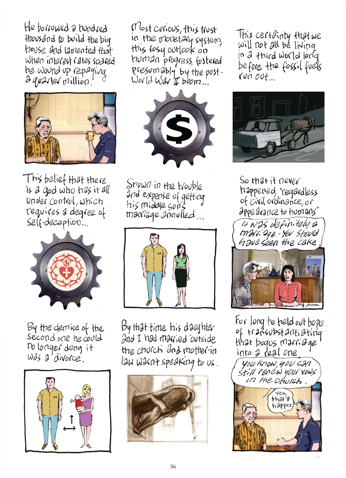 Read online The Lovely Horrible Stuff comic -  Issue # TPB - 38