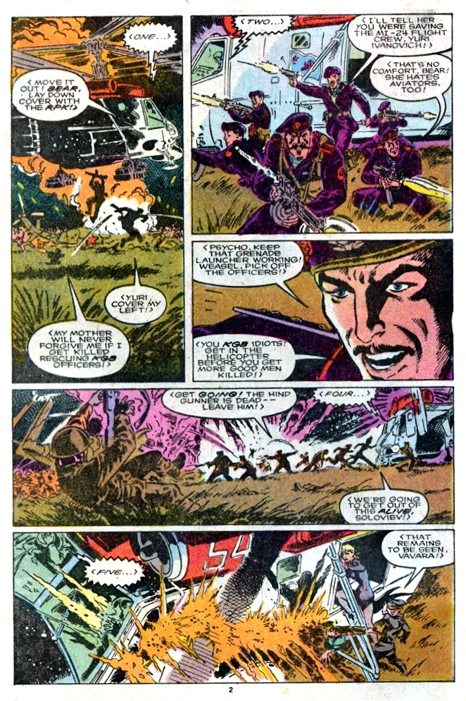 Read online Nth Man the Ultimate Ninja comic -  Issue #4 - 3
