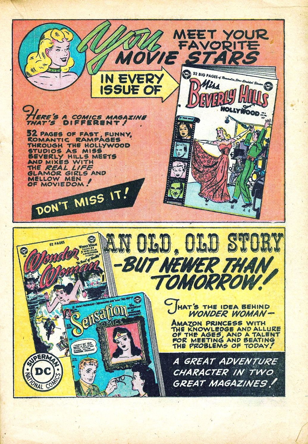 Read online Sensation (Mystery) Comics comic -  Issue #95 - 25
