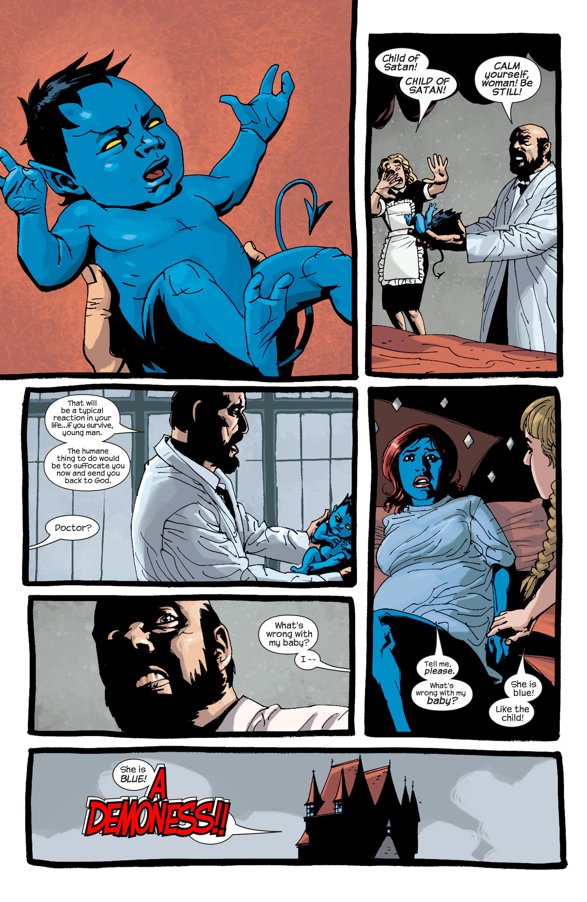 Read online Uncanny X-Men (1963) comic -  Issue #428 - 25