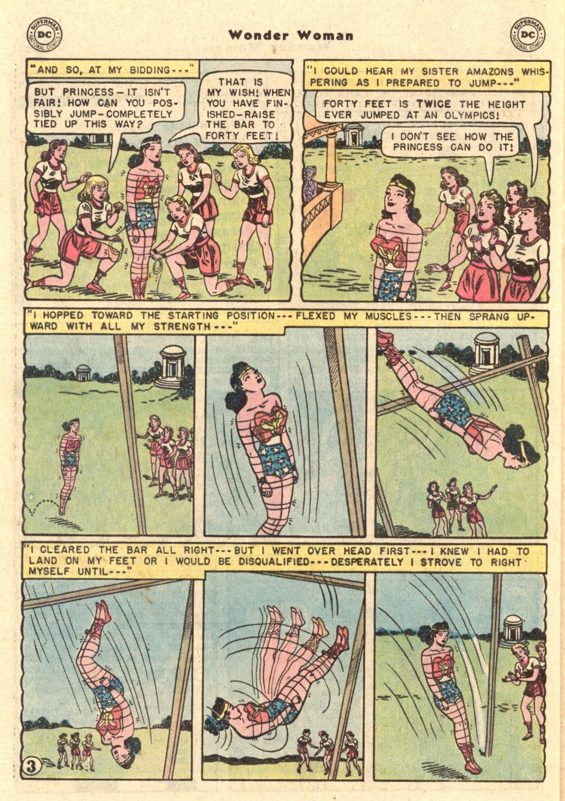 Read online Wonder Woman (1942) comic -  Issue #62 - 26