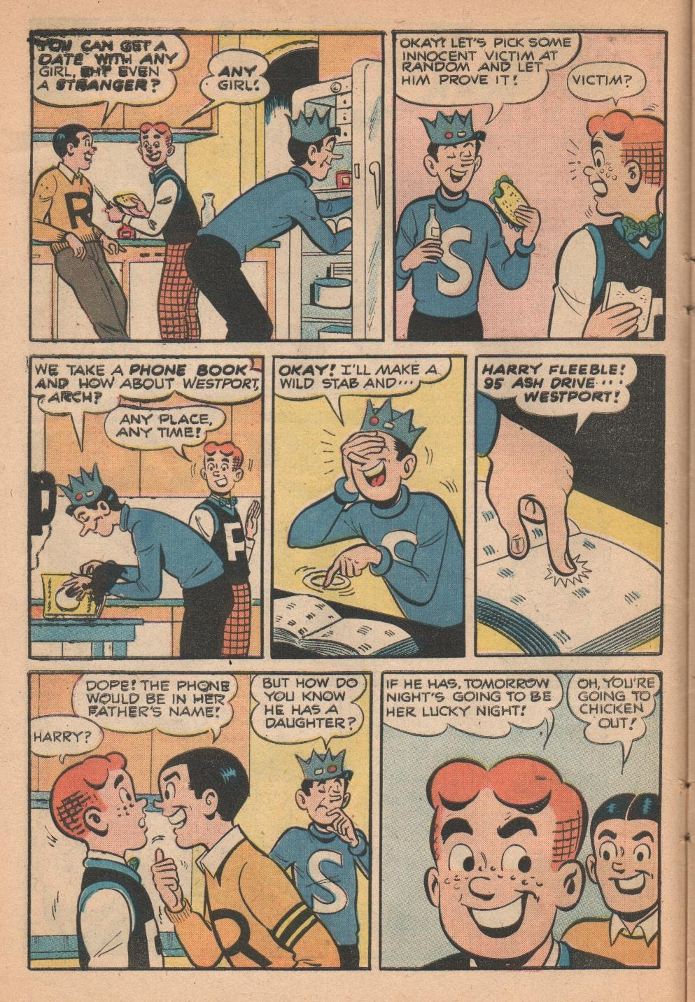 Archie Comics issue 098 - Page 12