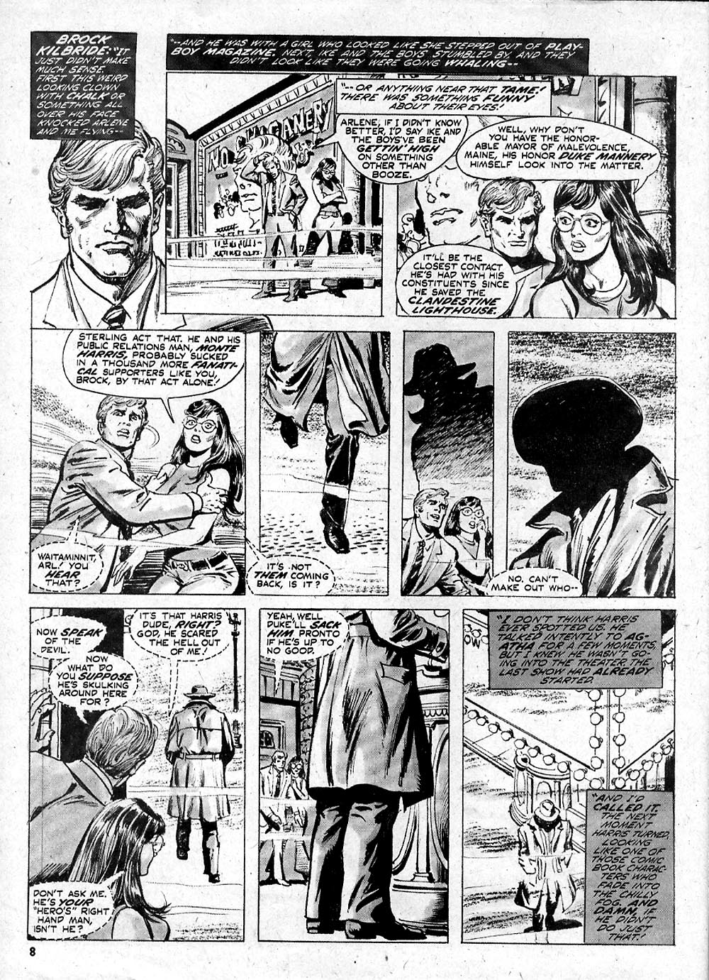 Vampire Tales issue 5 - Page 9