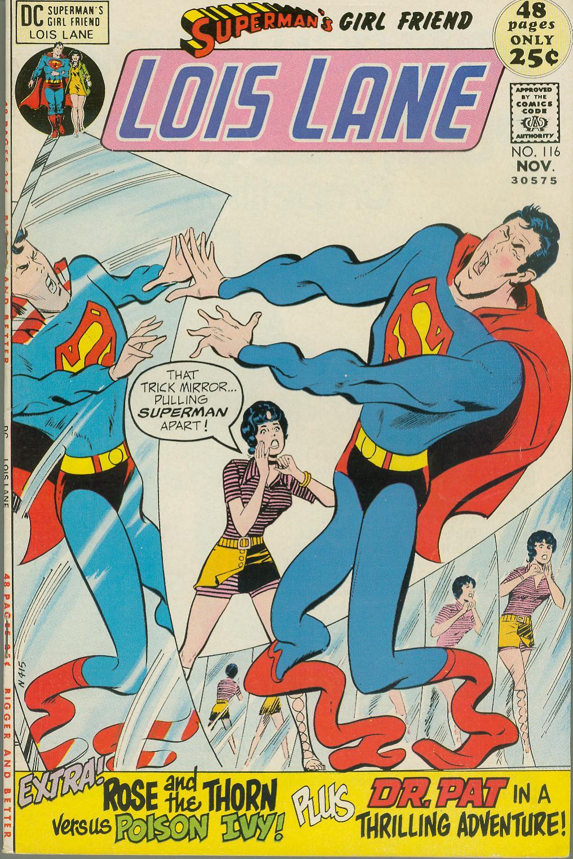 Supermans Girl Friend, Lois Lane 116 Page 1
