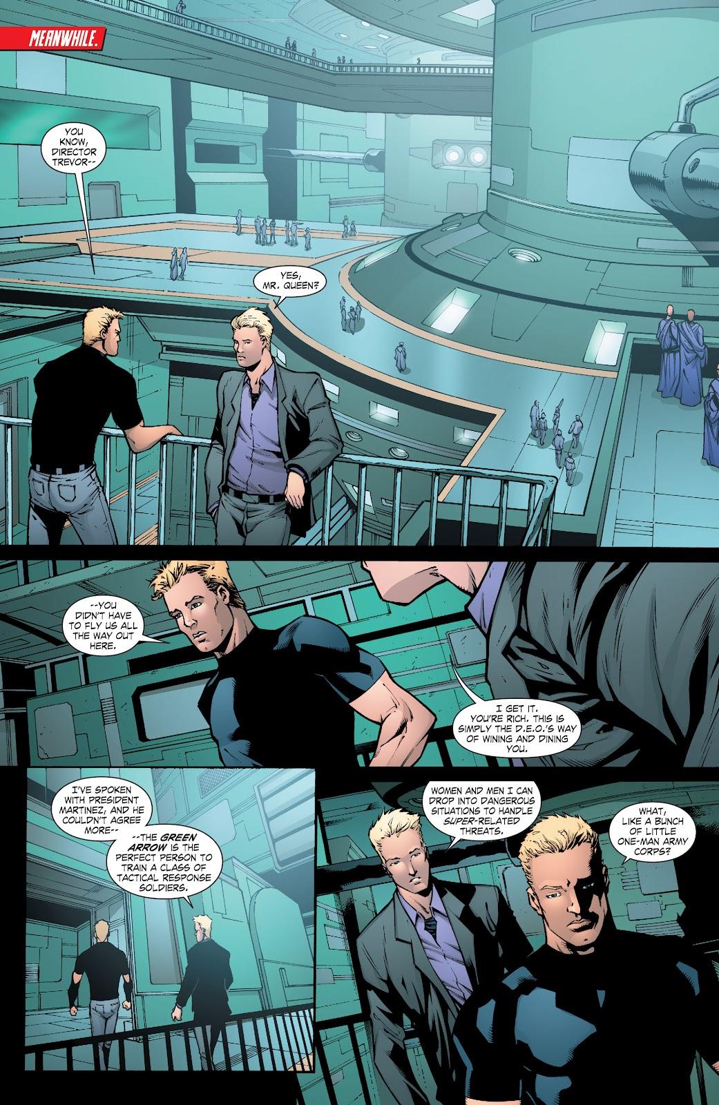 Read online Smallville Season 11 [II] comic -  Issue # TPB 8 - 60