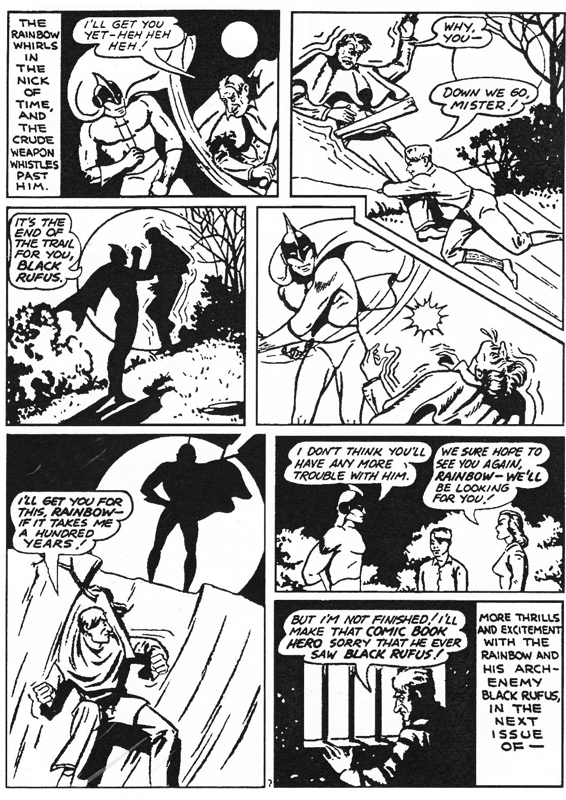 Read online Men of Mystery Comics comic -  Issue #83 - 76