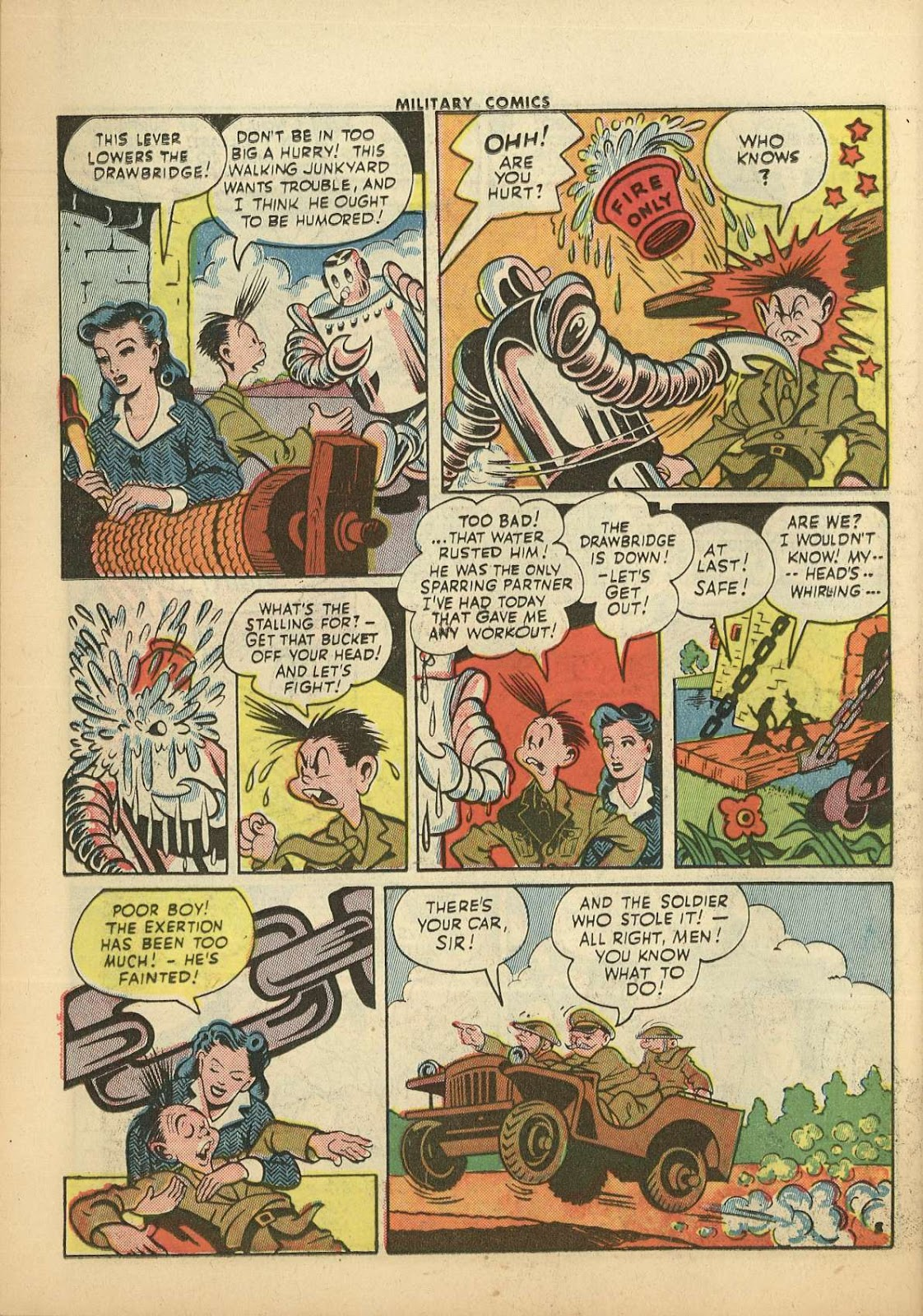 Military Comics issue 28 - Page 38