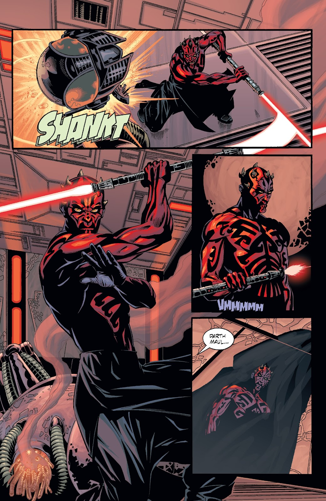 Read online Star Wars Legends: Rise of the Sith - Epic Collection comic -  Issue # TPB 2 (Part 2) - 48
