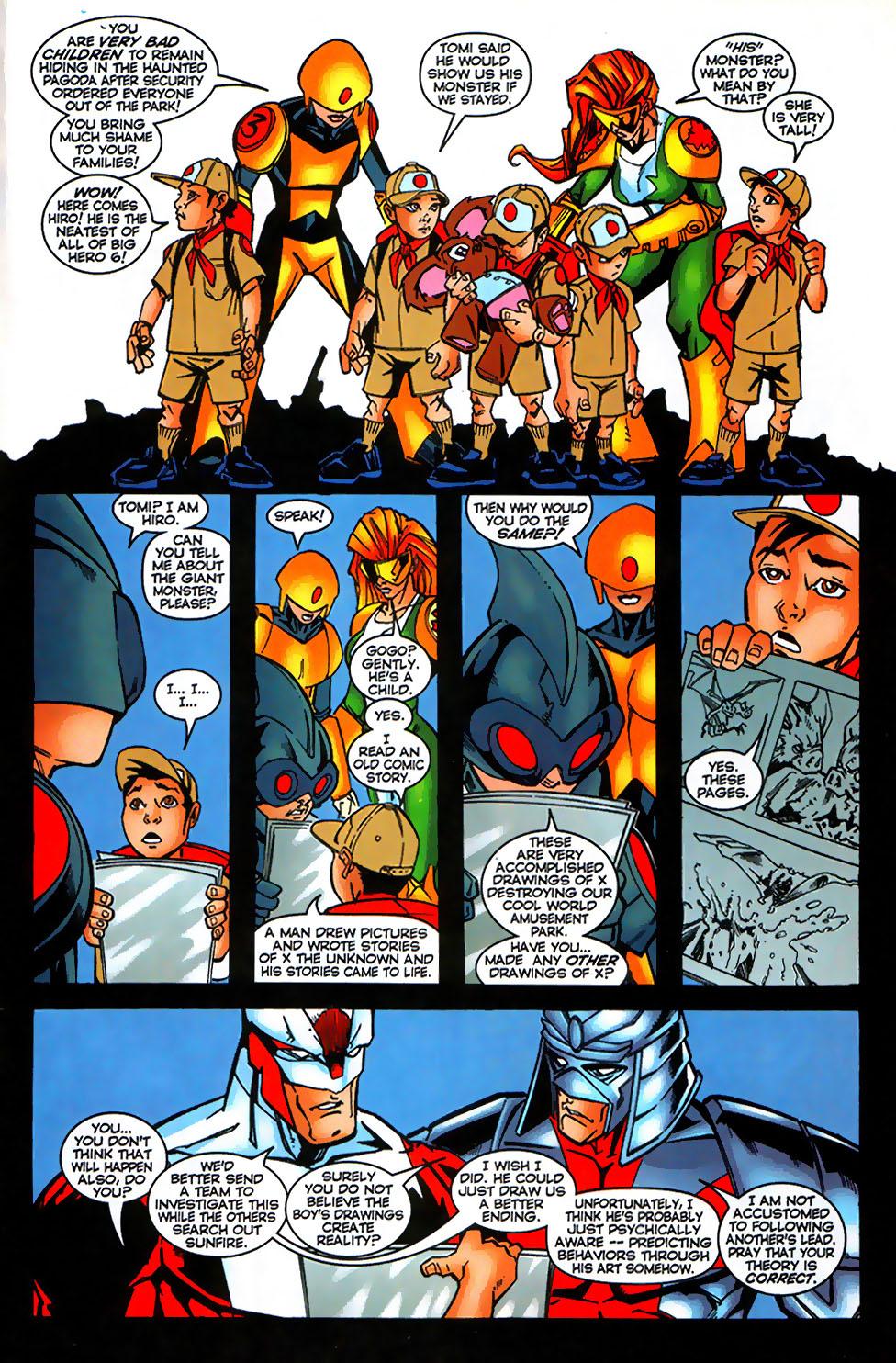 Read online Alpha Flight (1997) comic -  Issue #17 - 15