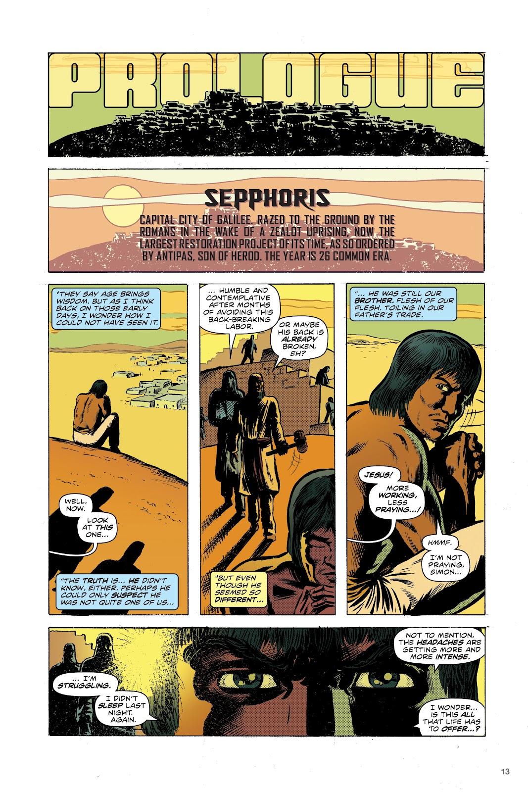 Read online Jesusfreak comic -  Issue # Full - 10