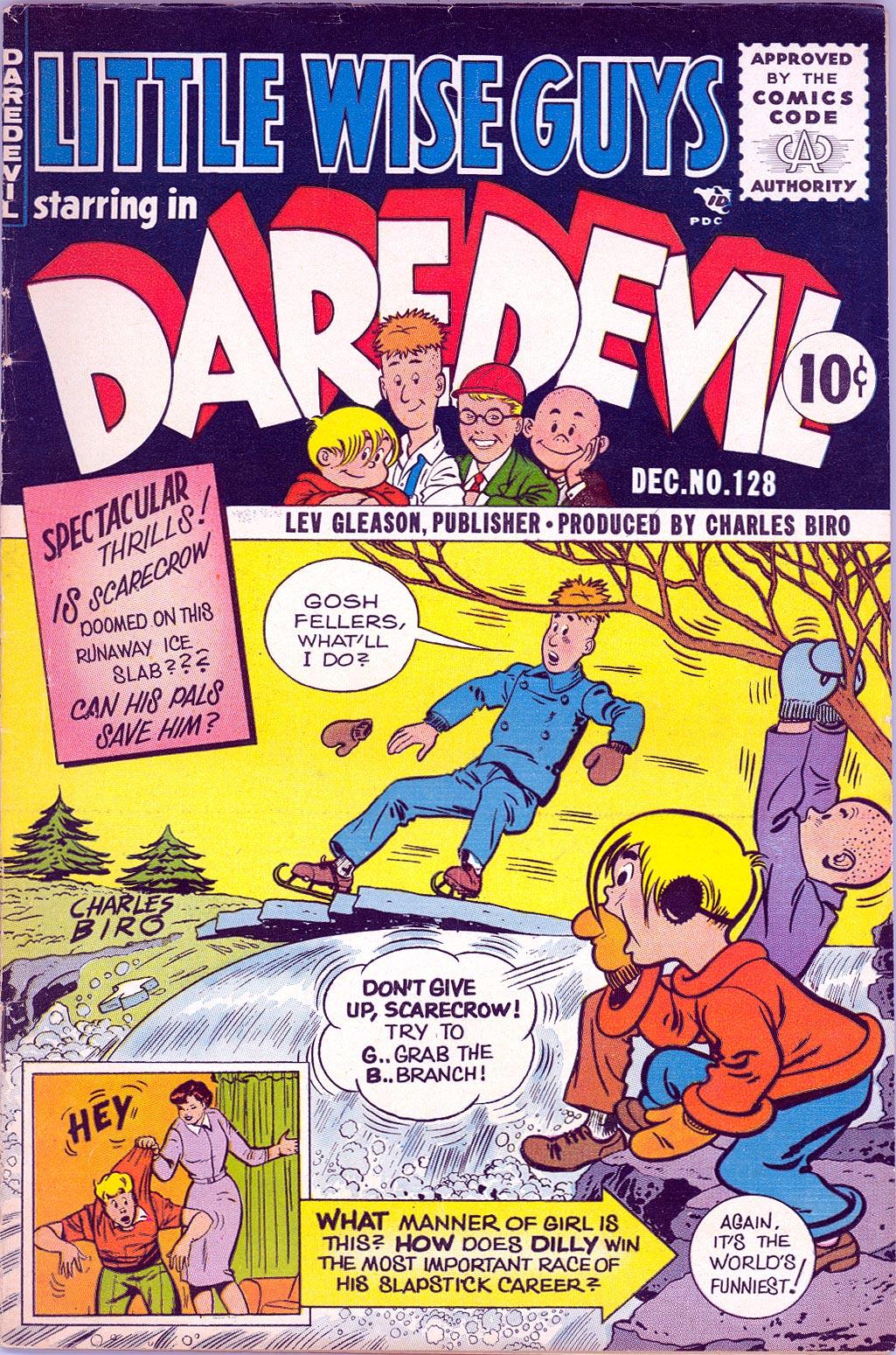 Daredevil (1941) 128 Page 1