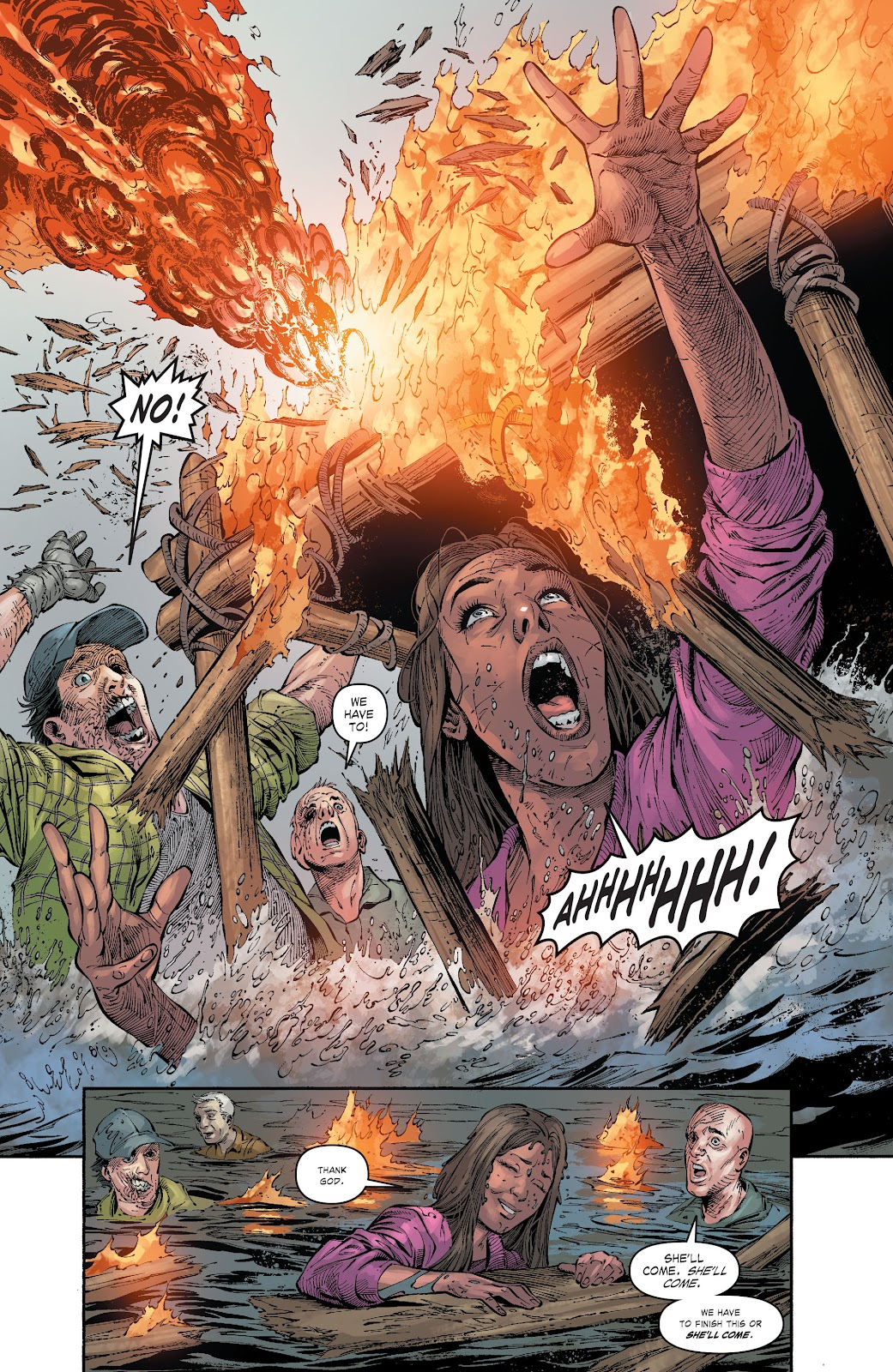 Read online The Curse of Brimstone: Ashes comic -  Issue # TPB (Part 1) - 46