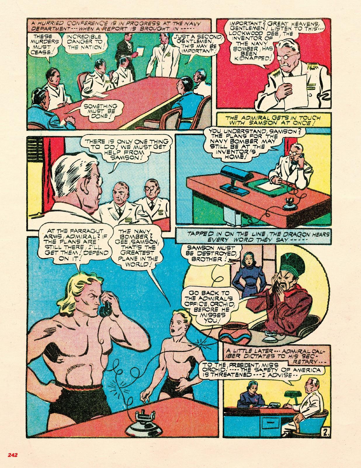 Read online Super Weird Heroes comic -  Issue # TPB 2 (Part 3) - 42