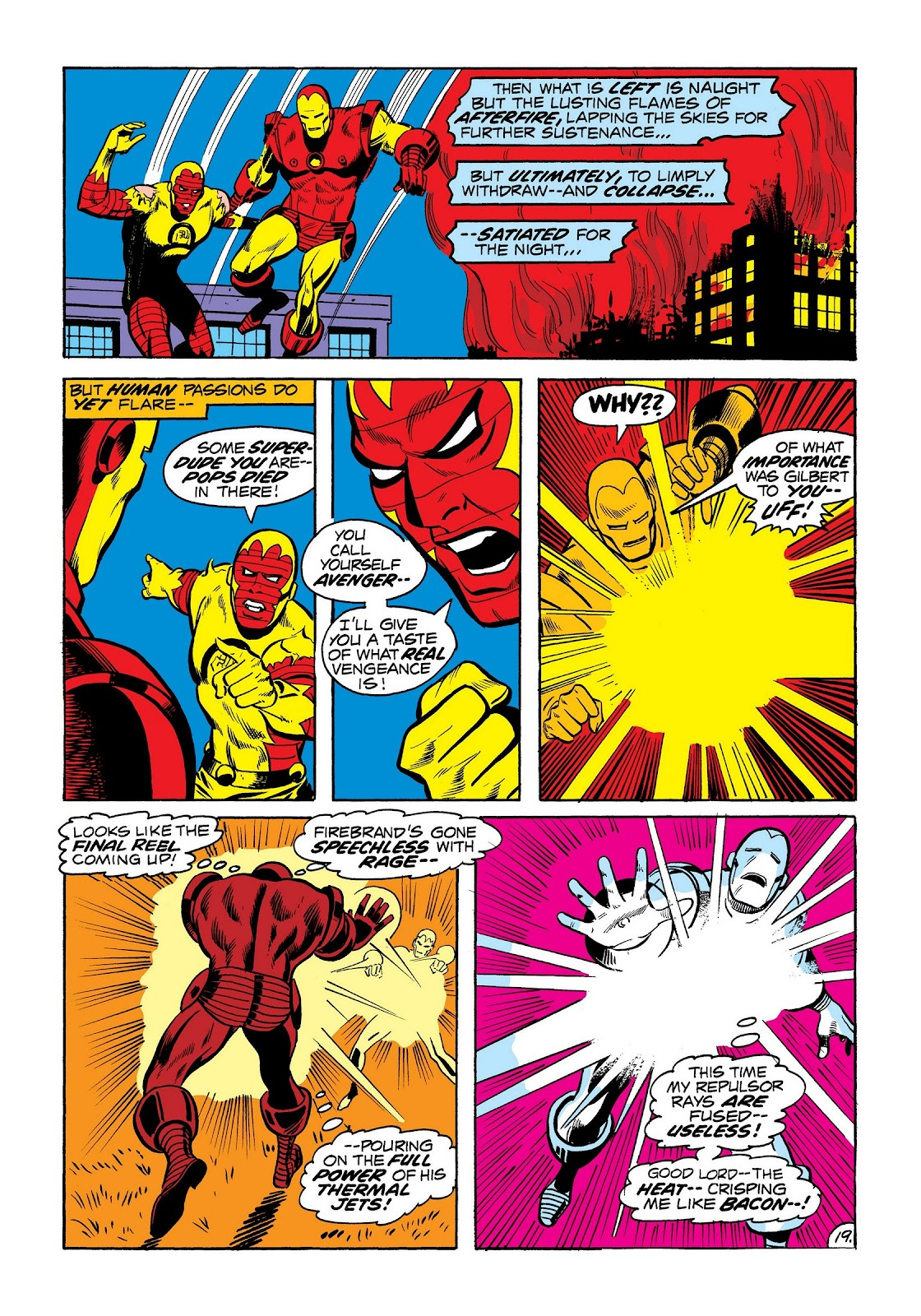Read online Marvel Masterworks: The Invincible Iron Man comic -  Issue # TPB 8 (Part 3) - 7