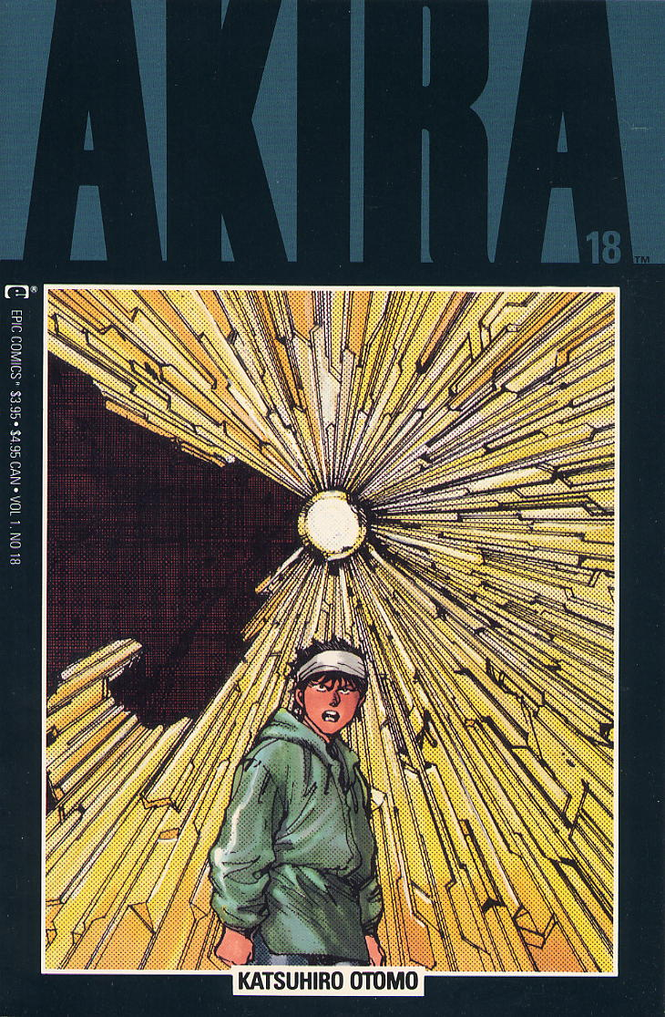 Read online Akira comic -  Issue #18 - 1