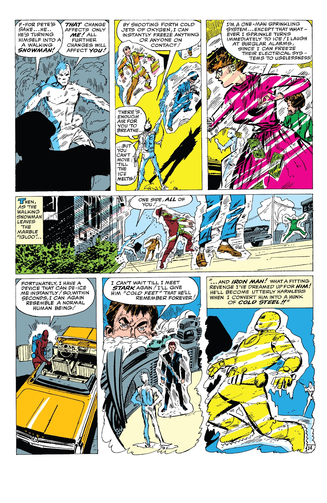 Read online Marvel Tales: Iron Man comic -  Issue # Full - 33