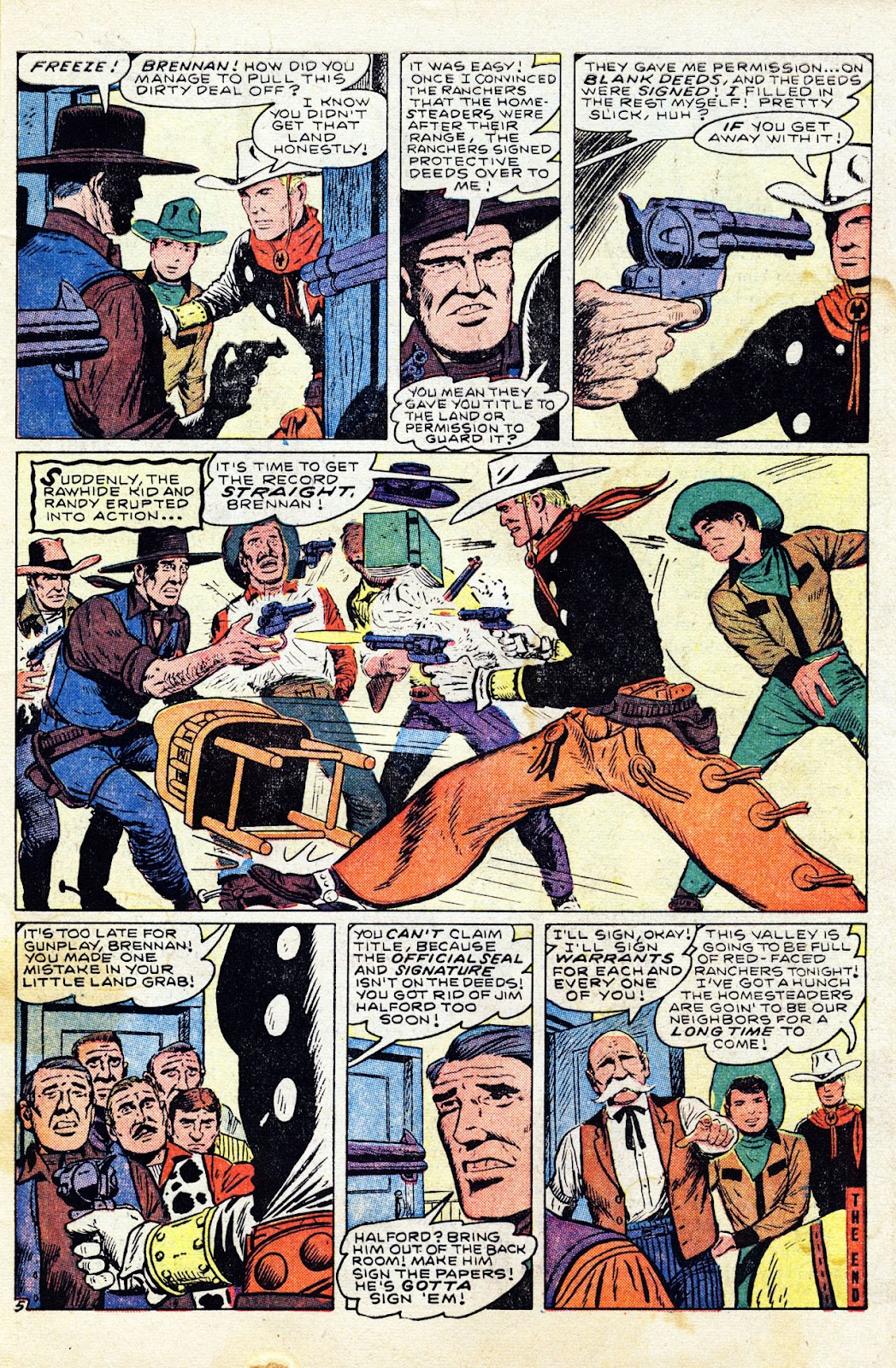 The Rawhide Kid (1955) issue 12 - Page 7