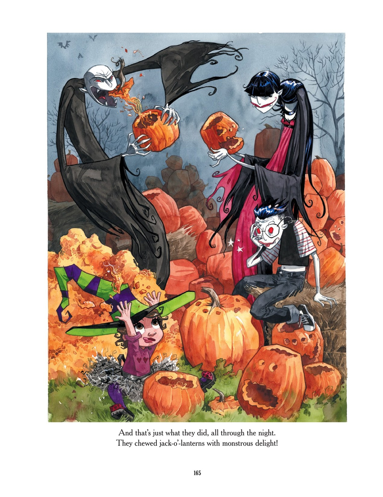 Read online Scary Godmother comic -  Issue # TPB - 165